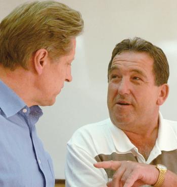 Managemententwicklung - Gespräch