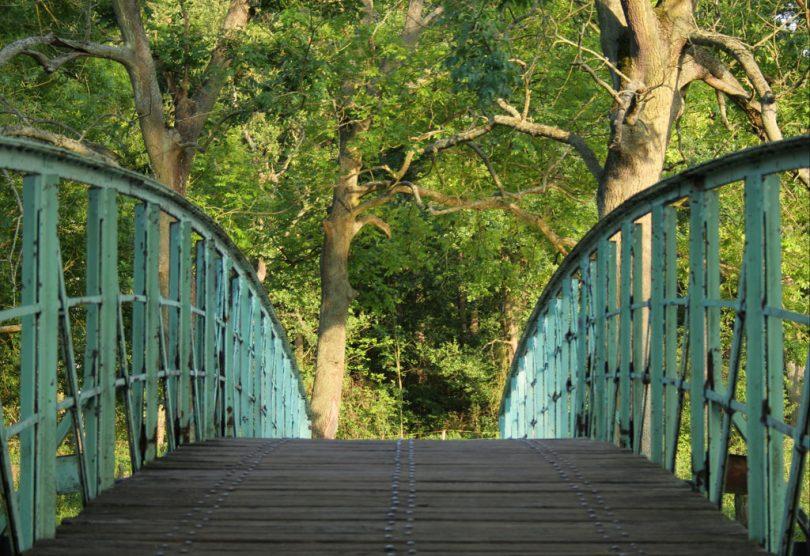 Brücke zur Konfilktklärung